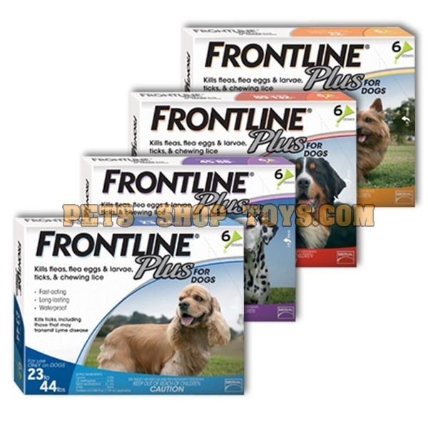 Frontline Plus Fipronil S Methoprene