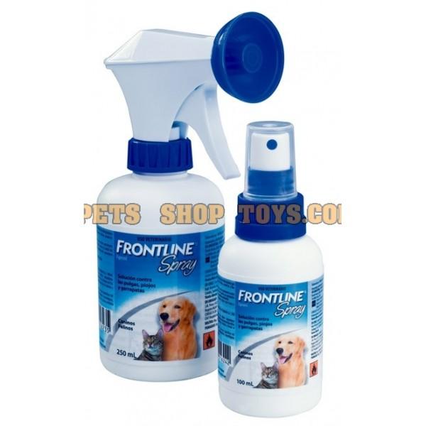 frontline spray häst